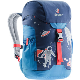 Deuter Schmusebär Selkäreppu 8l Lapset, midnight/coolblue